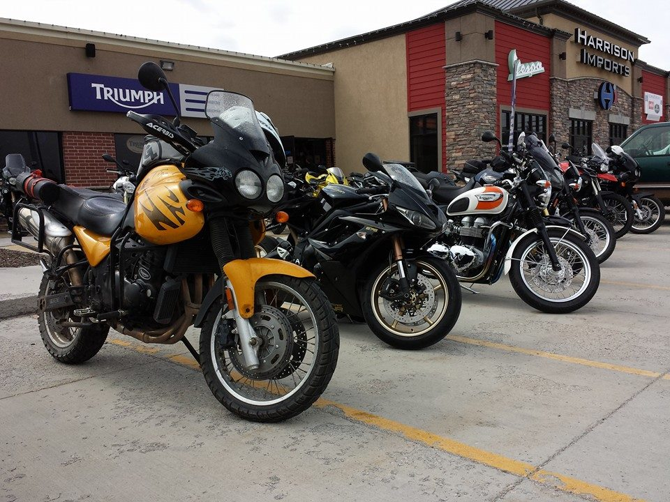 utah riders association of triumph – urat